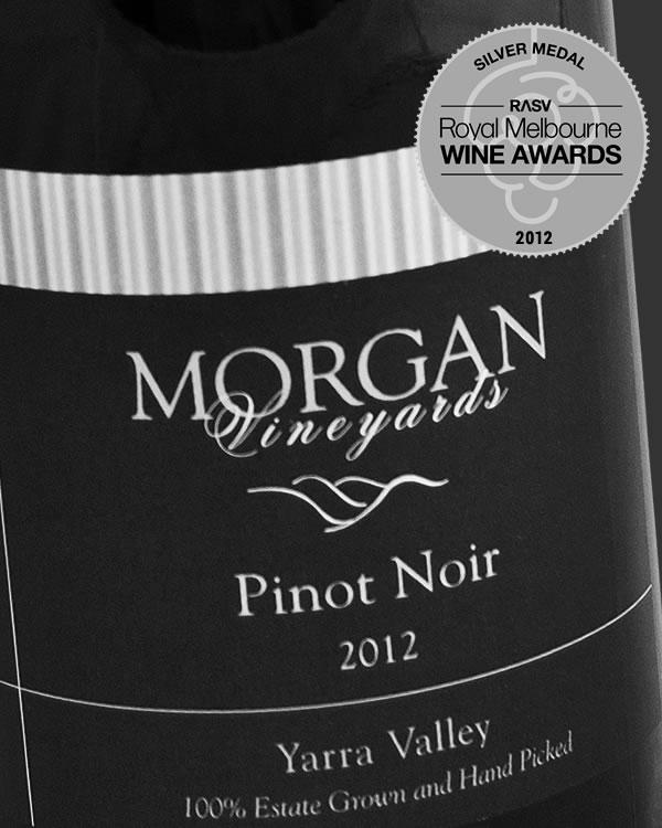 Morgan Vineyards Pinot Noir