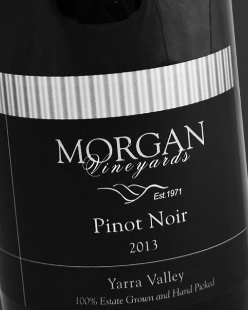 Morgans Vineyards 2013 Pinot Noir