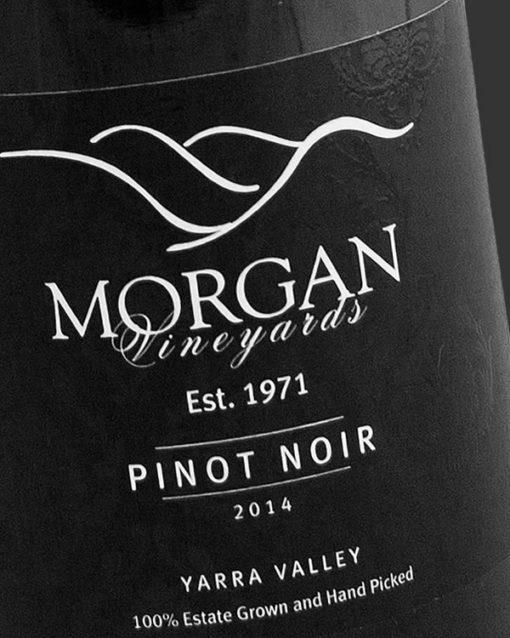 Morgans Vineyard 2014 Pinot Noir