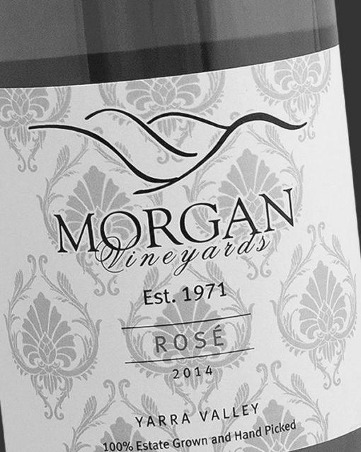 Morgan Vineyards 2014 Rose